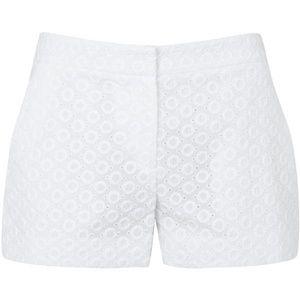 Diane Von Furstenberg Fabiola Cotton Shorts